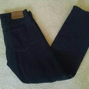 Old Navy Men's Blue Corduroy Pants Size 29X30